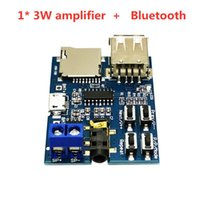 Wholesale ARuiMei DC V V mp3 module bluetooth comes with power W mp3 decoder TF card U disk decoding player