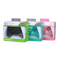 Wholesale wired xbox one controller for pc for sale - Group buy Wired Wireless Controller For Microsoft Xbox One Controller For Xbox One Slim Gamepad Pc Windows Ps3 For Xbox One jllaDi xjfshop