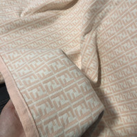 Wholesale cotton jacquard blanket for sale - Group buy 2020 Spring and Autumn New baby blankets Double Jacquard Air Conditioning Letter Knitted Cotton Blanket