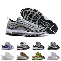 Wholesale running shoes usa for sale - Group buy Mens Running Shoes Jesus Triple Black Bullet Silver s USA Undefeated Trainer Reflective Bred Game Royal Sneakers