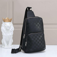 Wholesale outdoor fanny pack for sale - Group buy Mens Design Waist Bag Crossbody Bag Luxury Fanny Pack Outdoor Brand Shoulder Bags Fashion Briefcase B102681K