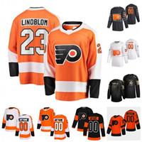 Wholesale paul coffey hockey jerseys resale online - Custom Philadelphia Flyers Oskar Lindblom Paul Coffey Philippe Myers Robert Hagg Samuel Morin Laughton Hockey Jersey Stitched