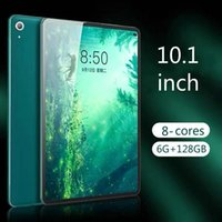 Wholesale Tablet PC Ultra thin Computer Smart Android G Mobile Phone Full Network Call Wifi Game Two in one inch core
