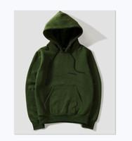 New fashion Warm hoodie embroidery men women fashion sweatshirts hooded mens skateboard pullover hoodies men hoodie