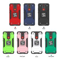 Wholesale one armor for sale – best New style For Motorola MOTO G8 power Lite ONE HYPER G POWER case Mobile phone accessories bracket Armor in1 TPU PC Phone Case
