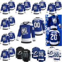 Wholesale pats jerseys resale online - Tampa Bay Lightning Reverse Retro Jersey Blake Coleman Pat Maroon Tyler Johnson Ryan McDonagh Yanni Gourde Hockey Jersey Custom Stitche