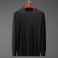 Herren Strickpullover Designer Pullover Herren O-Ausschnitt Lässige Strickpullover Pullover Herren Lange Pullover Berühmte Marke Damen Pullo
