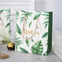 paperboard box wholesale 2021 - New Arrival Wedding Candy Bag Handbag Creative Candy Paper Bag Romantic Korean Hand Gift Box Packaging Boxes Paperboard 30pcs