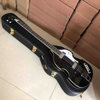 Wholesale bass guitars for sale - Group buy Custom Violin bass guitar Hof BB2 Icon Series electric bass in stock