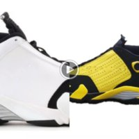 Wholesale black caps news resale online - N1gy1 News s Candy Cane Black Toe Fusion Varsity Red Suede Sports basketball shoes Men Basketball Shoes Last Shot Thunder Black Yellow