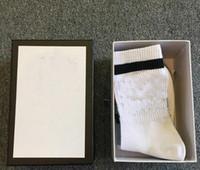 4pair box Cotton Tiger Mens Women Socks Man Long Sport Sock Casual Breathable Sweat Business Sport Female Socks Birthday Socks With Box