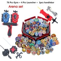 Wholesale beyblade burst gt for sale - Group buy All rocket Arena lids Launcher Beyblade GT go hood blades burst high performance combat toys Z1119