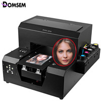 Wholesale business card printers for sale - Group buy 2020 newest A4 UV printer cell phone case plastic card transparent business card printing machine used uv flatbed
