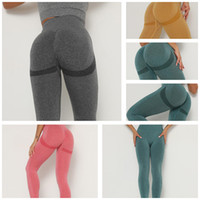New Arrivals Fitness Women Yoga Leggings for Gym High Waist Workout Elastic Dancing Sports Legging Pants Size S-L