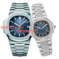 2021 U1 factory mens automatic mechanical watches silver strap blue gold watch stainless waterproof wristwatch montre de luxe lady watches