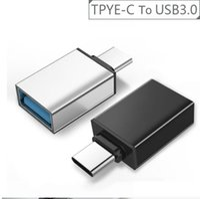 Wholesale lg smartphone otg online – Type c Otg adapter Male to Usb Female Adapter otg Converter Adapter OTG Function for Samsung Smartphone