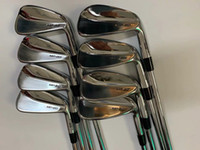 Fast DHL Shipping New Mens Golf Clubs MP 20 Golf Irons 10 Kinds Graphite Steel Shaft Available