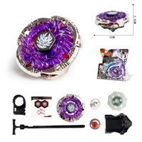 Wholesale beyblade metal fusion 4d toys for sale - Group buy Spinning Top Toy Beyblade Metal Fusion d Sets With Launcher Battle Gyro Traditional Games Battling Tops For Kids Toys Xmas Gift wmtLQB