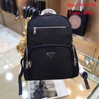 wholesale hight quality favourble price Men Pra Backpack handbag designer luxury classic bag #1609