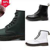 Wholesale restore boots resale online - Hot luxury Short designer Ankle England dener Sale New boot Autumn Winter Rivet Short Boots Ladies Restoring luxury Ancient Ways Student Sho