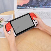 Wholesale arcade gaming resale online - Max inch HD Screen Game Console GB Arcade Games Player Handheld Joystick Portable Retro Gaming Consoles PK New X12 Plus X7 NES620
