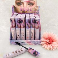 Wholesale best waterproof mascara for sale - Group buy Best Sale IMAN OF NOBLE Brand Hot Sale Mascara Is Thick Waterproof Not Dyed No Makeup Natural Makeup Is Long