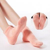 Fashion Cotton Solid Color Women Socks Breathable Quick Dry Girls Sport Sock Personality Non Slip Socks