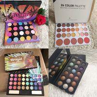 In stock New Makeup Eyeshadow Palettes Glitter & Matt More than Five Styles Eyeshadow Palette