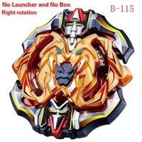 Wholesale Hot Beyblade Burst B144 B150 Metal Fusion Toupie Bayblade Burst Without Launcher Kids Blade Bbe Brad Beyblades Toys sqcqoW