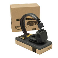 major headphones with mic deep bass dj hifi headphone hifi headset professional dj monitor headphone drop ship 1pc