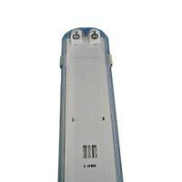 T8 Fixture 4ft 1.2M Tri-proof Led Tube Support Bracket Waterproof Dustproof Explosionproof