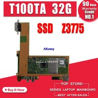 Wholesale T100TA GB RAM motherboard T100TA GB SSD Z3775 Mainboard REV2 For Asus Laptop motherboard Tested