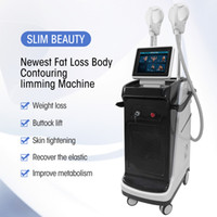 NEW Slimming Machine Fat Loss Body Contouring Laser Lipo Fat Freezing Machine Magnetic Force Vibration Exercise Muscle Spa Salon Equipment