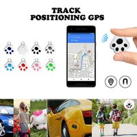 Wholesale Anti Lost Alarm Key Finder Locator Keychain Whistle Sound With LED Light Mini Anti Lost Key Finder Sensor