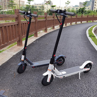 [EU NO TAX] Foldable Smart Scooter Skateboard 45-50km Strong Range 36v 12.5ah HT-T4 Max 10 inch HT-T4-Electric Scooters 8.5-inch