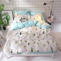 Wholesale butterfly bedding sets resale online - king size luxury bedding sets Bedding Set High Quality Butterfly Printing Bed Linings Duvet Cover Bed Sheet Pillowcases Cover Set set