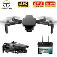fpv brushless quadcopter 2021 - 2020 NEW SG108 Drone 4k HD 5G WiFi GPS Dron Brushless Motor FPV Drone Flight For 25 min Rc Distance 1km Rc Quadcopter Qrone Toy1