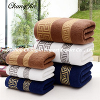 Factory direct cotton 32 shares 110g jacquard towel gift merchant super Soft and absorbent