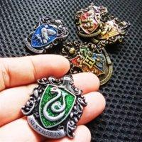 Wholesale BsHB8 Harry Potter Broochcollege Raven crouch patch Slytherin Hogwarts Harry Potter Broochcollege Raven Badge badge crouch patch Slytherin H