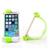 Wholesale asus phone holder online – custom Portable Mobile Cell Phone Tablet Thumb Holder Support Stents For Asus Zenfone Selfie Pro Zb553kl Zd553kl Zd552kl Ar Zs571kl sqcnkH