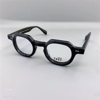 Wholesale simple hot watches for sale - Group buy TART Men Women Classic optical glasses rectangle Titanium Plank frame goggles simple atmosphere style glasses hot sale with watch case