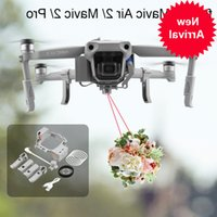 Wholesale degree life online – custom UAV DJI mavic air Pro zoom crash system bait wedding ring gift life delivery ransom remote transmitter accessories