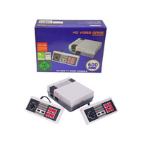 HDMI Game Console HD Video Handheld Mini Classic TV for 600 NES games consoles Controller Joypad Controllers with retail package