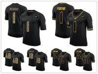 Wholesale pats jerseys resale online - Arizona Cardinals MEN NFL Kyler Murray Deandre Hopkins Pat Tillman Salute To Service Golden Camo Limited football Jersey