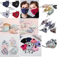Wholesale best face masks for sale - Group buy Best Quality cycling mask Kids And Adult Face Masks With breathing valve Layer fashion trump face mask Dustproof Earloop Masks DHA2546