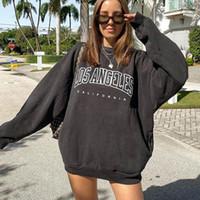 Women Hoodies Sweater Loose Cropped Hoodie Velvet Top Sweatshirt for Girls Women Oversized Sweatshirt Autumn 2021 Hoodies