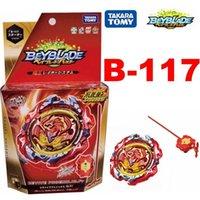 Wholesale beyblade toys free shipping for sale - Group buy 2020 Ready Stock Original Takara Tomy Beyblade BURST B Starter Revive Phoenix Fr for Children s Toys Q1121