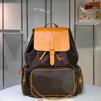 BOSPHORE Backpack Mens Wallet Global Limited Large Capacity Trend Briefcase Handbag TRIO Travel Bag M44658