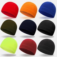 Wholesale tactical caps for sale - Group buy 1 PC Unisex Warm Fleece Hats Winter Autumn Classic Outdoor Windproof Hiking Fishing Cycling Hunting Tactical Caps