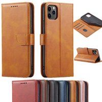 Wholesale samsung note flip covers online – custom High Quality Phone Case For Samsung Note Pro S20 Leather Flip Case Cover With Card Slots For iPhone Pro Max